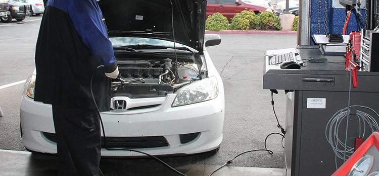 Auto Repair Las Vegas Smog