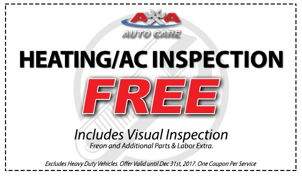Auto Repair Coupons Las Vegas