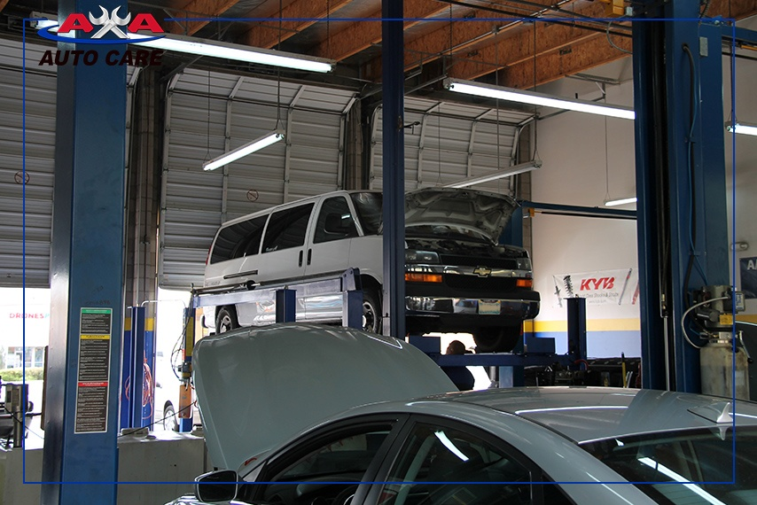 Auto Repair Shop Las Vegas 5035 Decatur Blvd