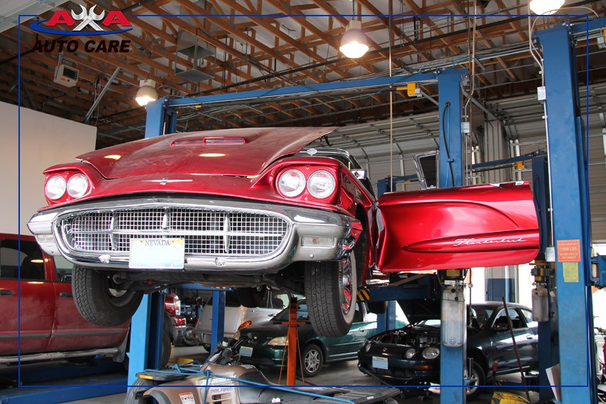 Auto Repair Shop Las Vegas 5128 Camino Al Norte