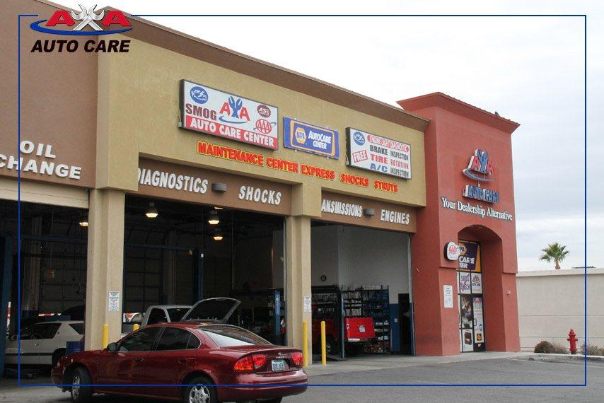 Auto Repair Shop Las Vegas 5128 Camino Al Norte