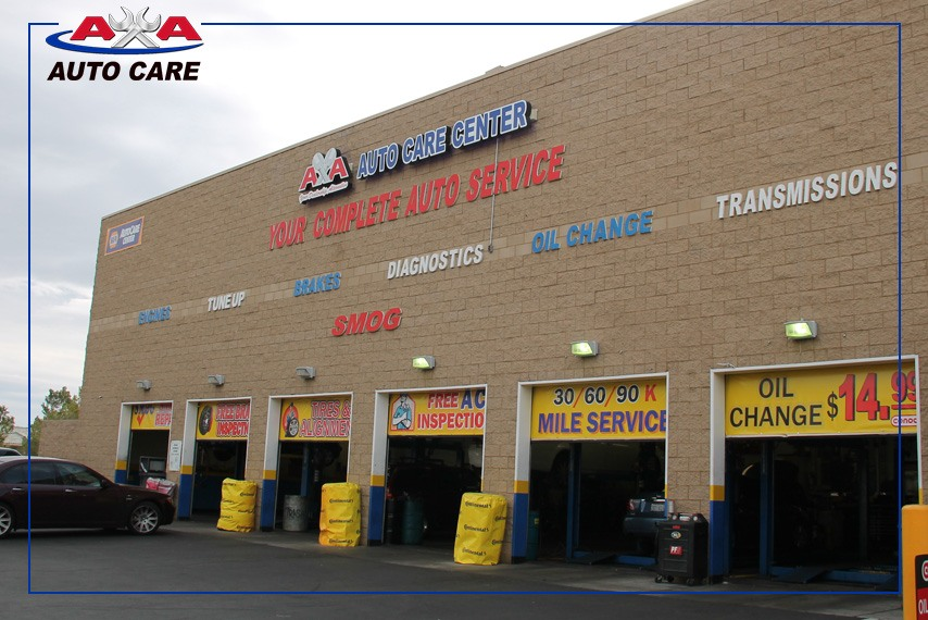 Auto Repair Shop Las Vegas Washington