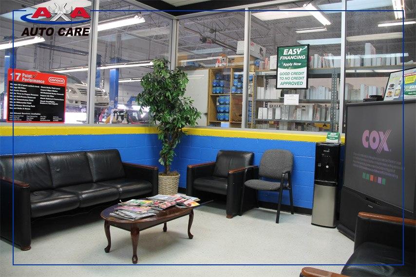 Auto Repair Shop Las Vegas Washington