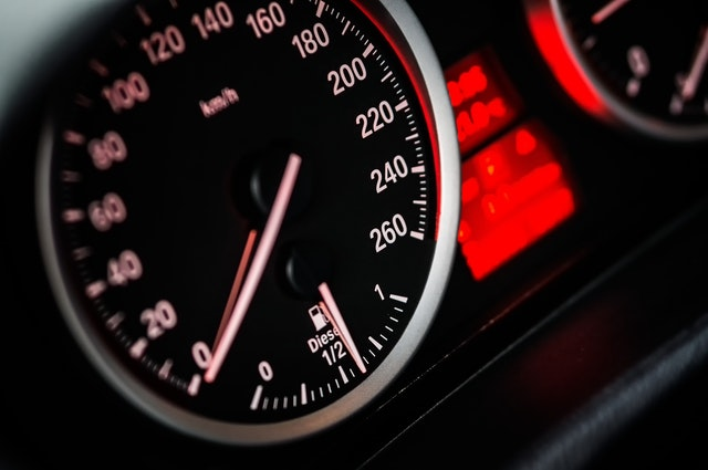 image of a dashboard sold by a dealership
