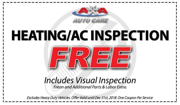 Auto Repair Coupons Las Vegas