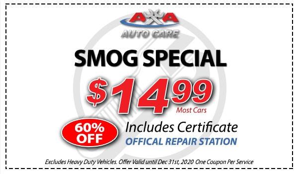 Smog Coupon Near Me Las Vegas - AA Auto Care Coupons 05